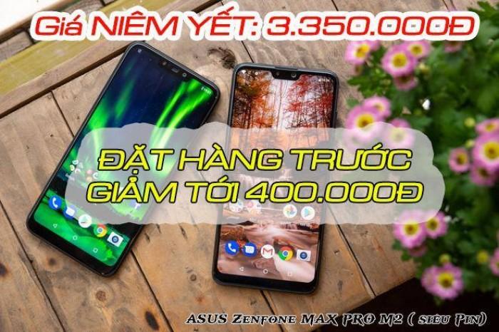 ASUS Zenfone Max PRO M2 Giá tốt tại Zinmobile1