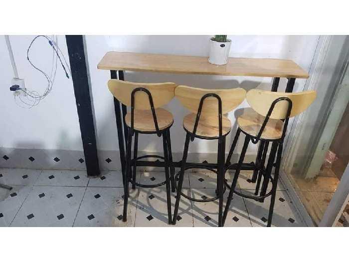 Thanh lý ghế quầy bar cao giá rẻ