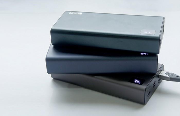Pin sạc dự phòng Remax RPP-8 Hỗ trợ nhiều chân sạc khác nhau, giúp sạc được nhiều loại cáp sạc khác nhau.