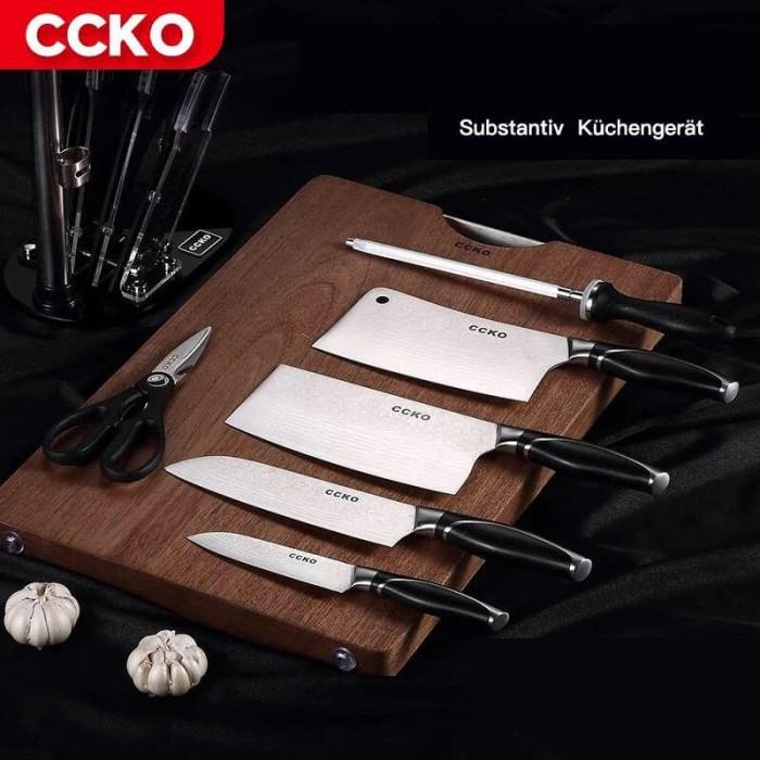 Bộ dao ( 7 món ) CCKO cao cấp0