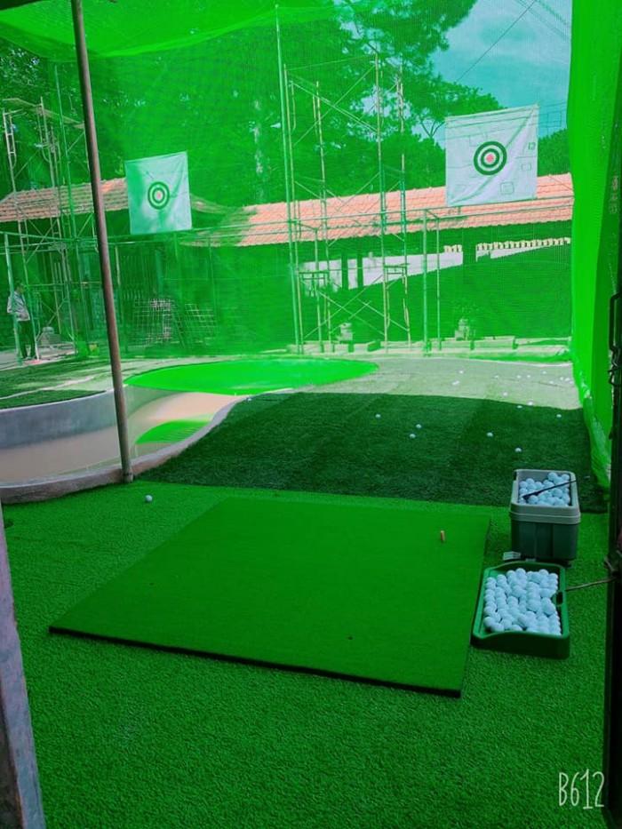 Lưới bao che sân tập golf ( lưới golf hàn quốc)3