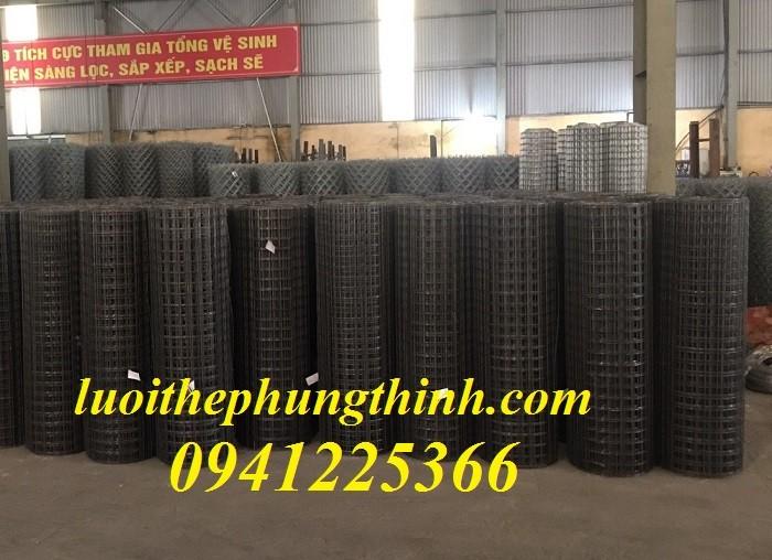 Lưới thép hàn  đổ sàn chống nứt  D4a50x50,D4a100x100,D4a150x150 Tại Hà Nội6