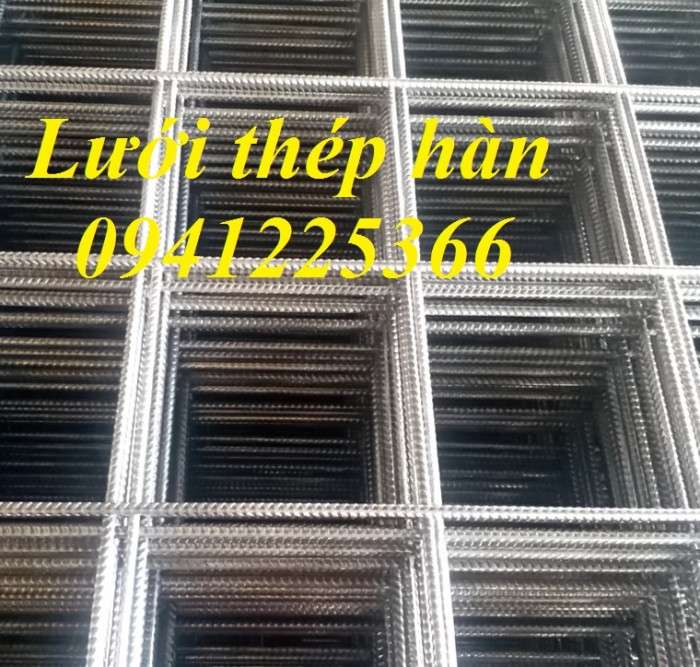 Lưới thép hàn  đổ sàn chống nứt  D4a50x50,D4a100x100,D4a150x150 Tại Hà Nội7