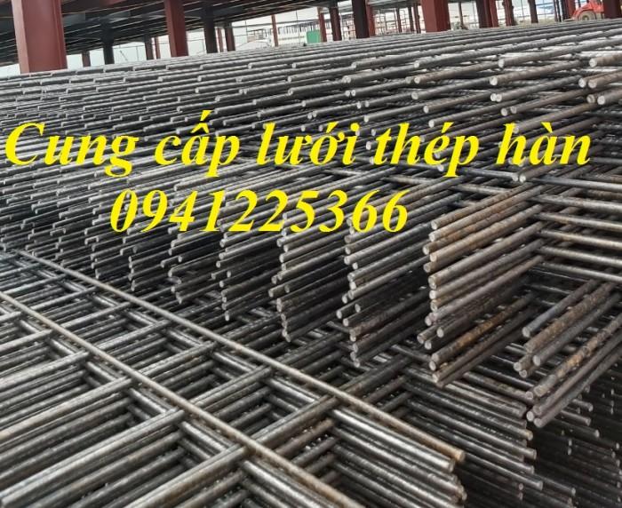 Lưới thép hàn  đổ sàn chống nứt  D4a50x50,D4a100x100,D4a150x150 Tại Hà Nội8