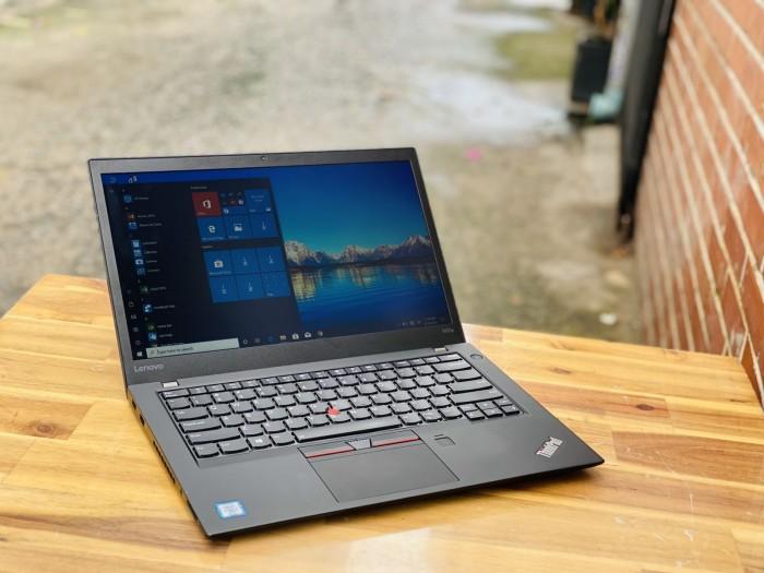 Laptop Lenovo Thinkpad T470s/ i7 7600U/ 8G/ SSD512/ Full HD/ Finger/ LED Phím