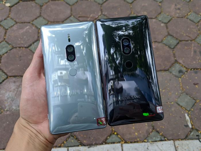 Điện thoại Sony Xperia XZ2 Premium Bản Nhật 6GB RAM || Màn hình 4K HDR0
