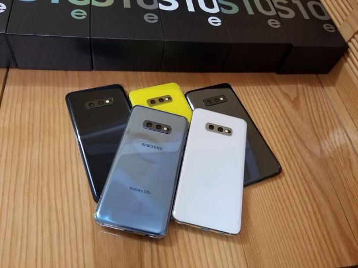 Điện thoại Samsung Galaxy S10e Bản Mỹ Hiếm Mới 100%|| Nhỏ gọn - Cấu hình mạnh0