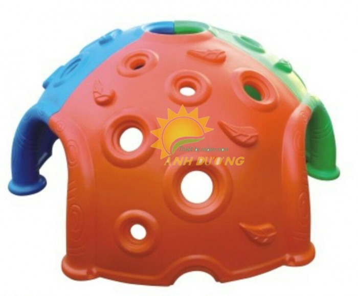 Chuyên bán tường leo núi vận động trẻ em cho trường mầm non, sân chơi, TTTM5