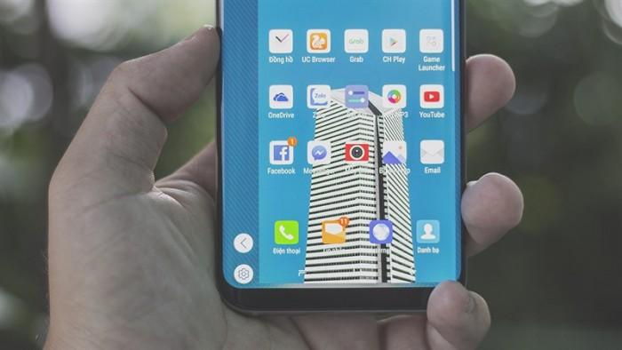 Điện thoại Samsung Galaxy S8 Plus 2 sim0