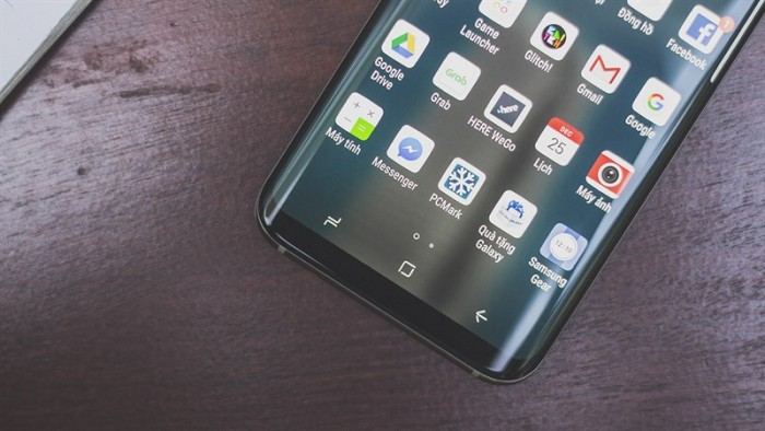 Điện thoại Samsung Galaxy S8 Plus 2 sim1