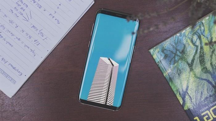 Điện thoại Samsung Galaxy S8 Plus 2 sim4