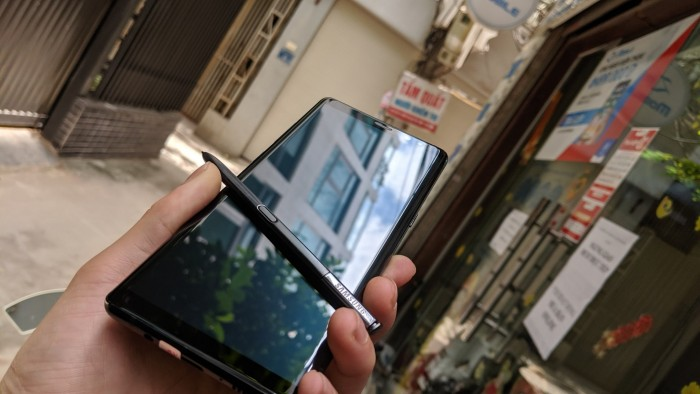 Điện thoại Samsung Galaxy Note 8 bản Hàn 2 sim - Chip Exynos1