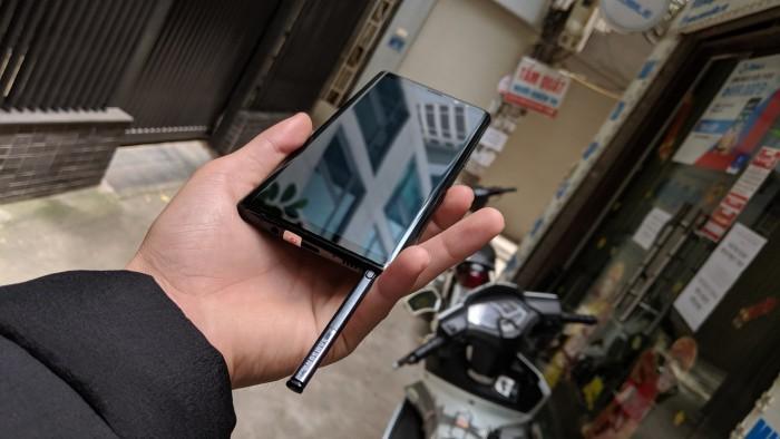Điện thoại Samsung Galaxy Note 8 SSVN 2 sim - Chip exynos1