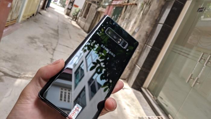 Điện thoại Samsung Galaxy Note 8 SSVN 2 sim - Chip exynos4