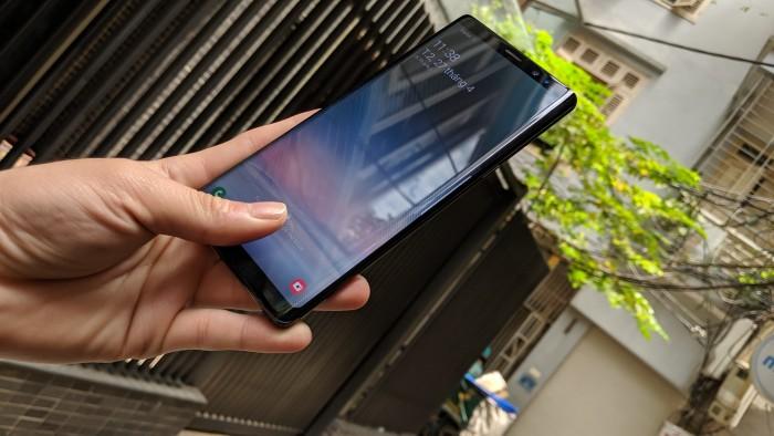 Điện thoại Samsung Galaxy Note 8 SSVN 2 sim - Chip exynos6