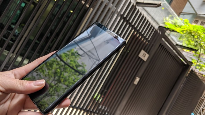 Điện thoại Samsung Galaxy Note 8 SSVN 2 sim - Chip exynos7