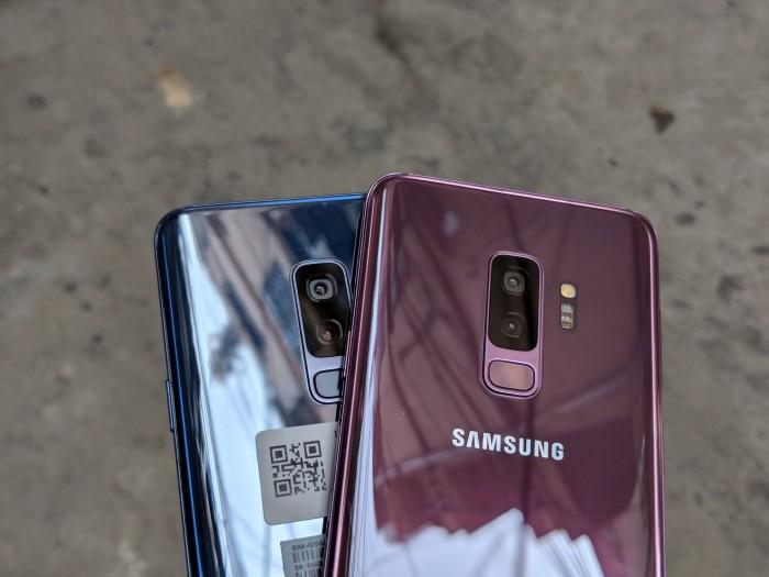 Điện thoại Samsung Galaxy S9 Plus Bản Mỹ 1 sim - Chip Snapdragon0