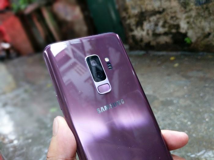 Điện thoại Samsung Galaxy S9 Plus Bản Mỹ 1 sim - Chip Snapdragon7