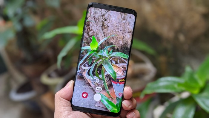 Điện thoại Samsung Galaxy S9 Plus Bản Mỹ 1 sim - Chip Snapdragon6