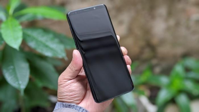 Điện thoại Samsung Galaxy S9 Plus Bản SSVN - 2 Sim chip Exynos1
