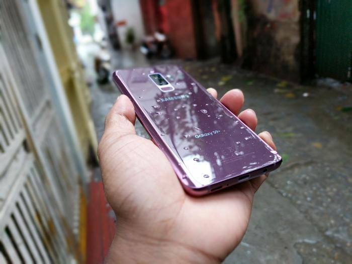 Điện thoại Samsung Galaxy S9 Plus Bản SSVN - 2 Sim chip Exynos3