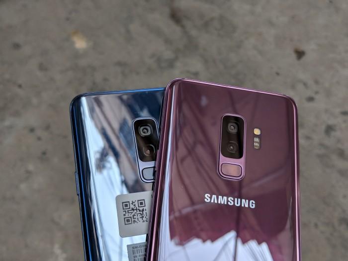 Điện thoại Samsung Galaxy S9 Plus Bản SSVN - 2 Sim chip Exynos11