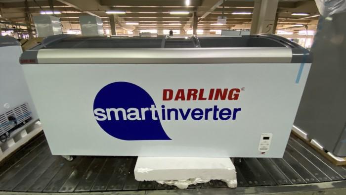 Tủ đông Darling Smart Inverter DMF-6079ASKI 520 lít đồng trữ kem1