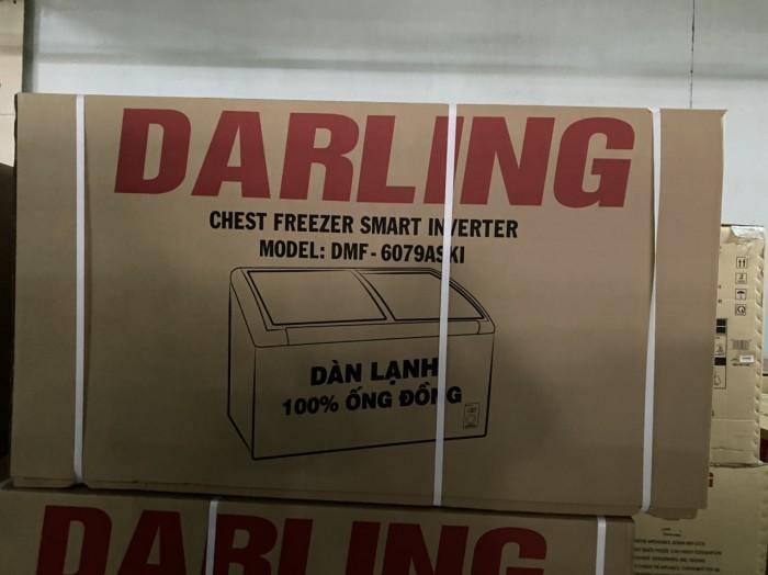 Tủ đông Darling Smart Inverter DMF-6079ASKI 520 lít đồng trữ kem5