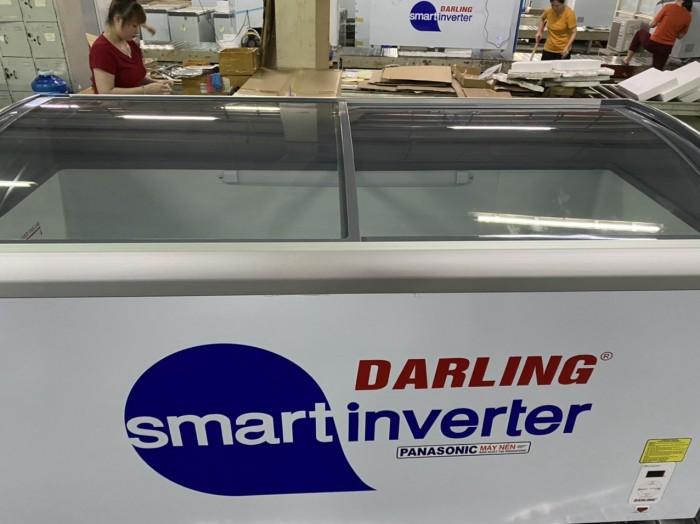 Tủ đông Darling Smart Inverter DMF-6079ASKI 520 lít đồng trữ kem3