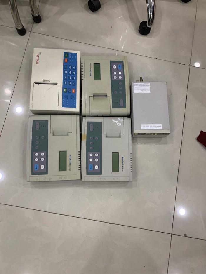 Máy điện tim cũ các loại3