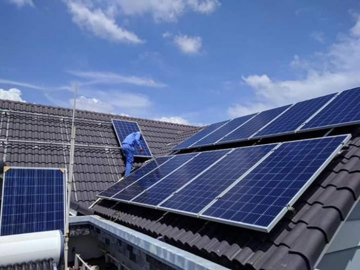 Lắp đặt điện năng lượng mặt trời0