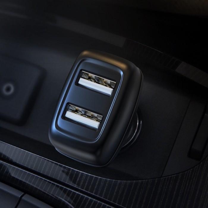 Củ sạc ô tô, xe hơi Hoco Z36 Chính hãng Hoco2