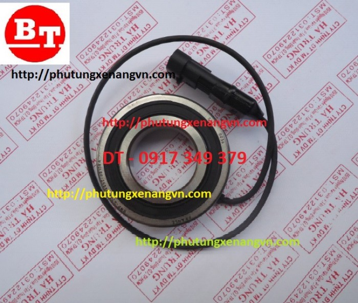Bạc đạn cảm biến tốc độ SKF 6206, SKF 6209, 6202/VK24152