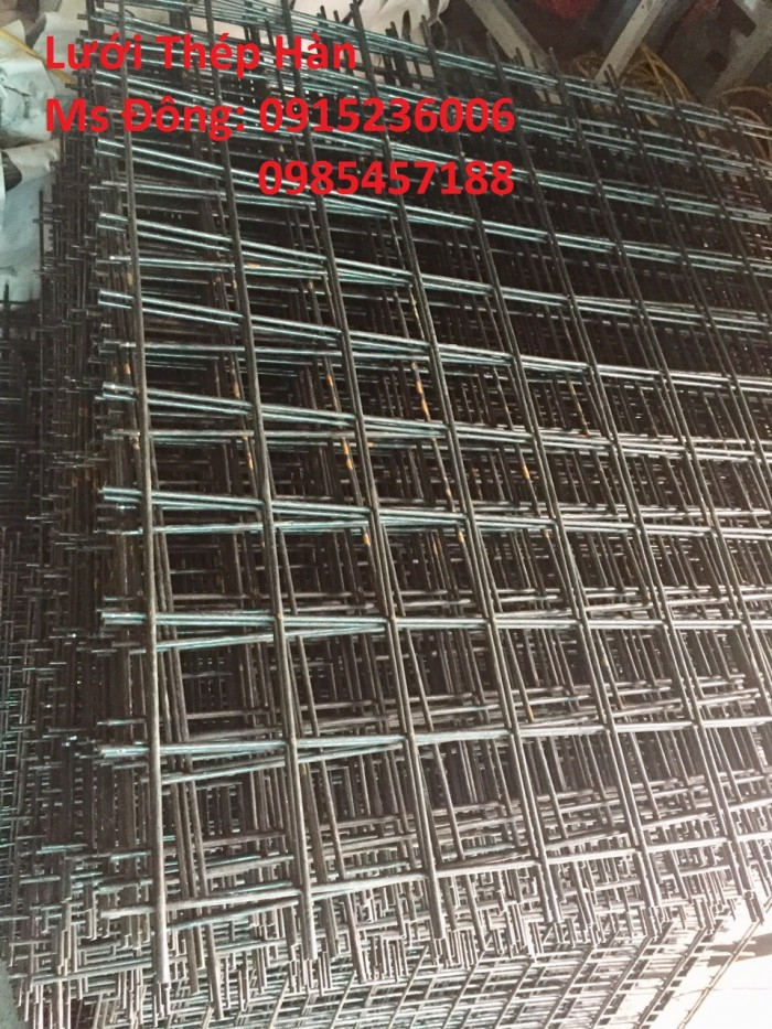 Nơi sản xuất lưới thép hàn D6, D8 Đổ sàn, Đổ bê tông3