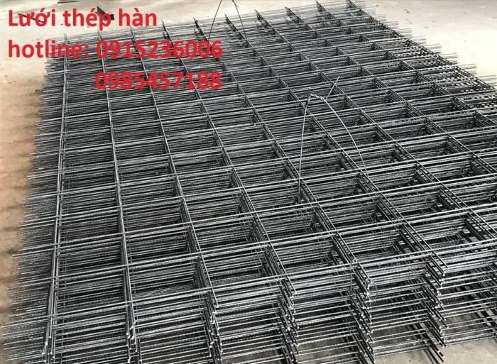 Nơi sản xuất lưới thép hàn D6, D8 Đổ sàn, Đổ bê tông1