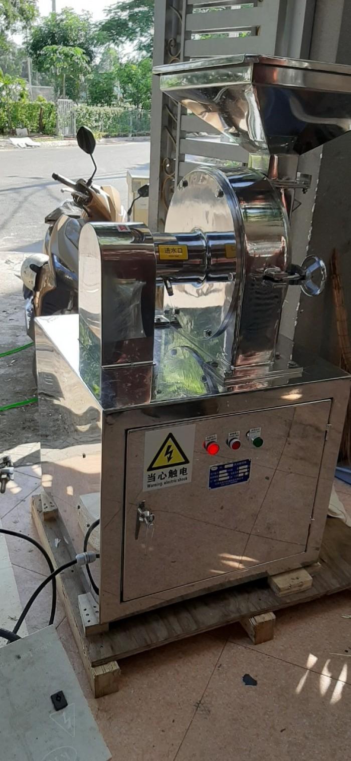Máy nghiền đường mịn, máy xay đường làm bànhFL304
