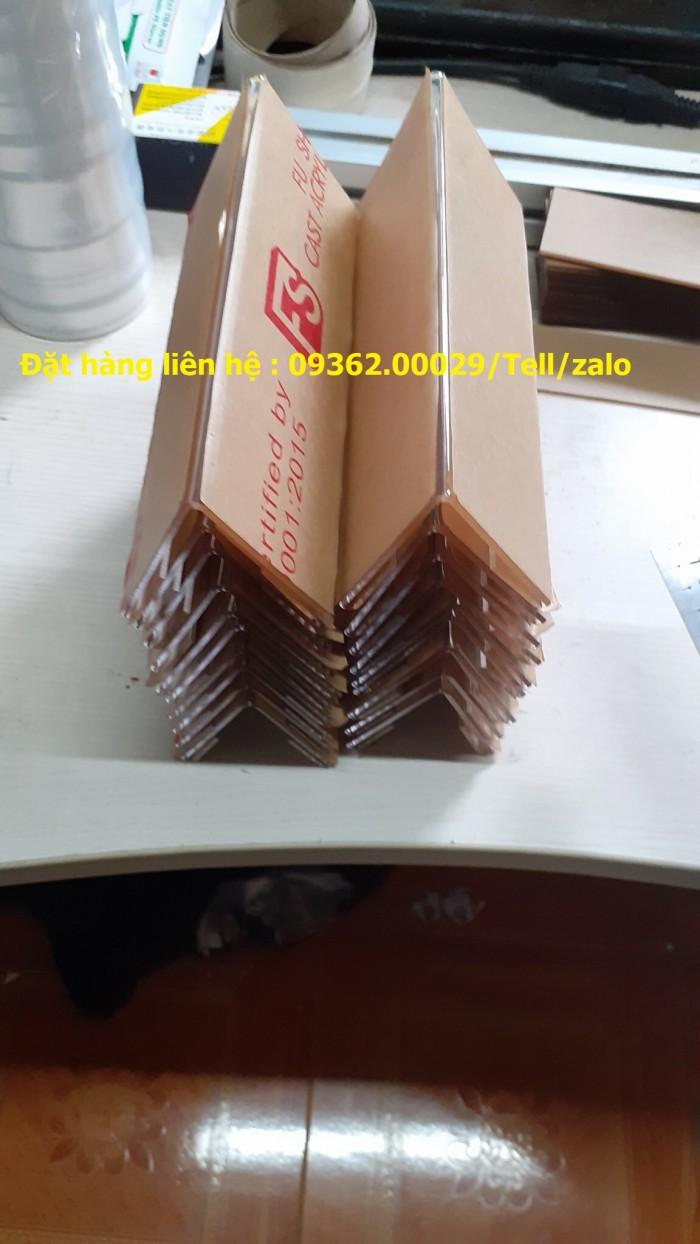 Biển chức danh mica, biển chức danh đế gỗ, biển chức danh mạ đồng có sẵn5