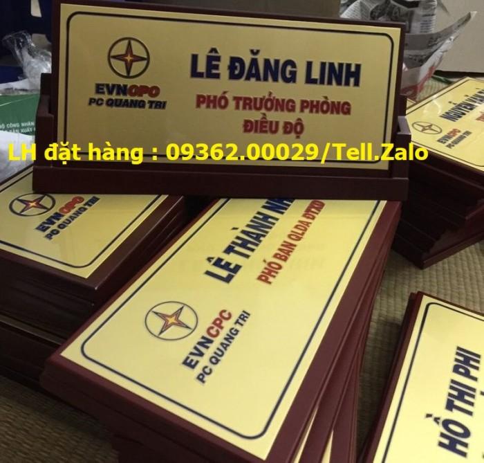 Xưởng gia công biển phòng ban mica, inox tại Hà Nội, lắp đặt giao hàng tận nơ3