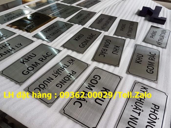 Xưởng gia công biển phòng ban mica, inox tại Hà Nội, lắp đặt giao hàng tận nơ15
