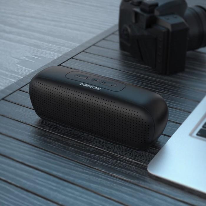 Loa Bluetooth 5.0 BR11 Borofone chính hãng,hỗ trợ thẻ nhớ,usb,FM4