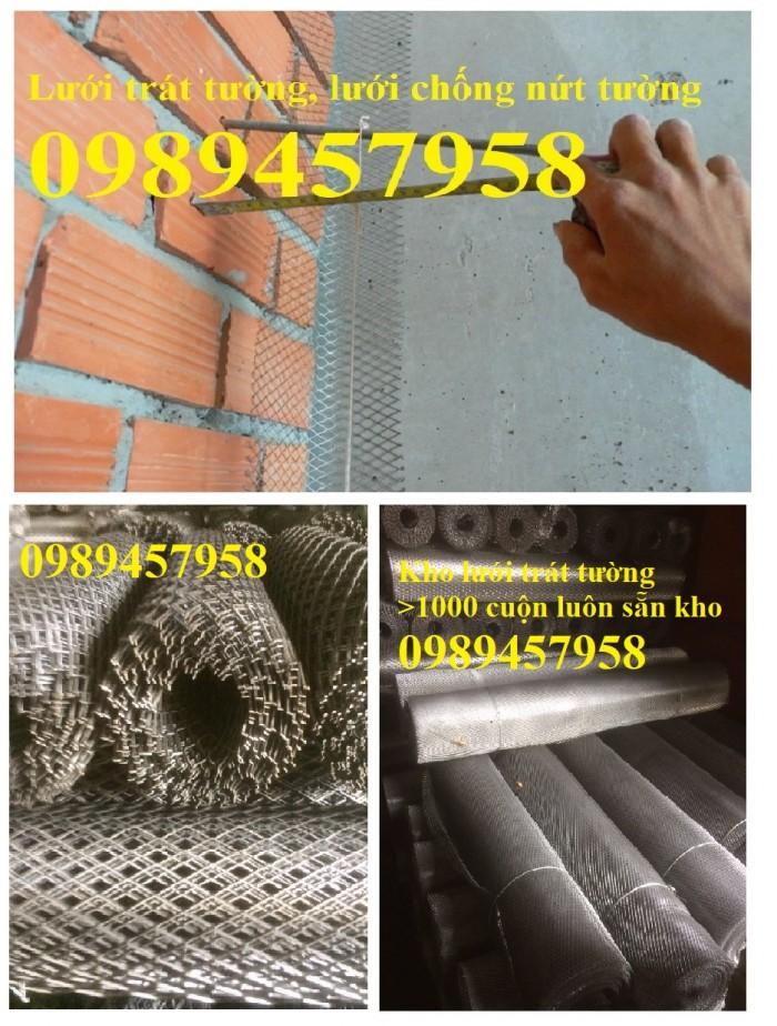 Lưới chống nứt tường, lưới mắt cáo chống nứt sàn giá tốt nhất thị trường0