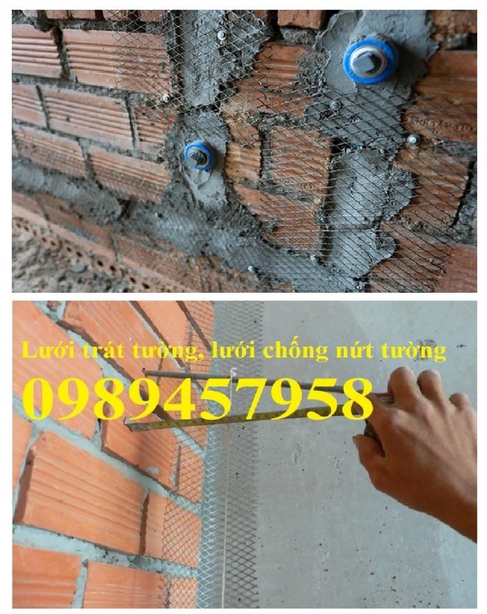 Lưới chống nứt tường, lưới mắt cáo chống nứt sàn giá tốt nhất thị trường3