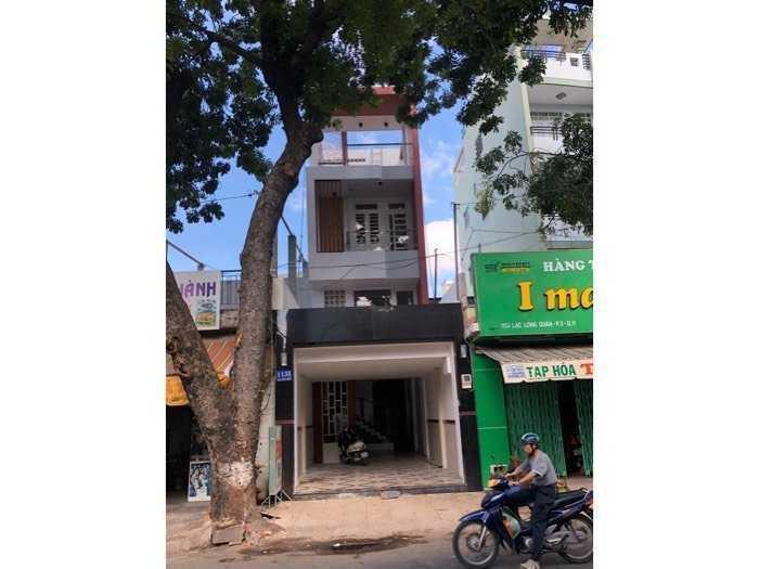 Cần bán căn nhà MTKD sầm uất đường Lạc Long Quân P.3 Q.11