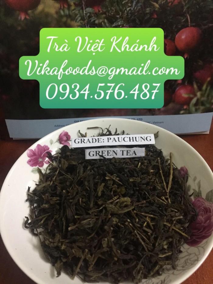 Trà xanh, trà đen, trà ướp hương các loại nội địa và xuất khẩu4