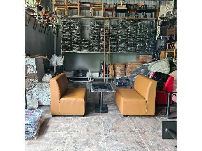Sofa phòng lạnh cafe giá rẻ