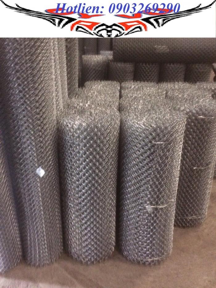 Lưới B40 - Lưới thép hàn ô vuông, lưới thép hàn mạ kẽm3