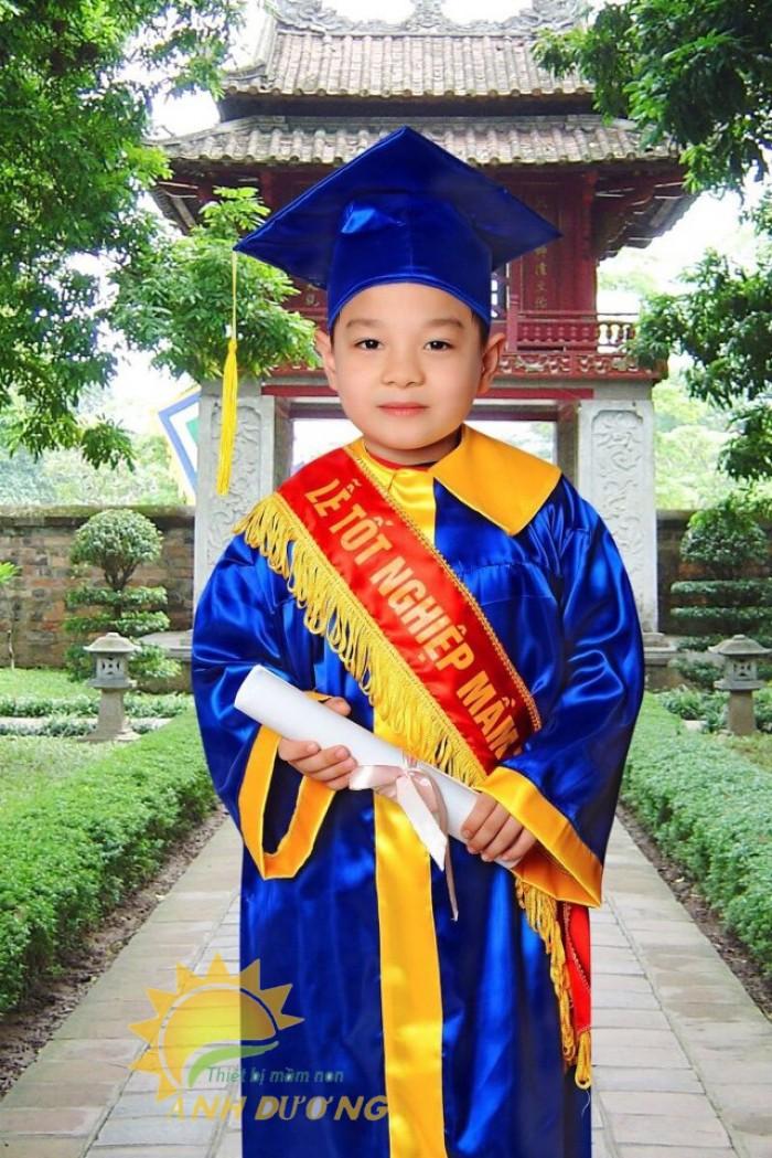 Cung cấp sỉ - lẻ đồng phục tốt nghiệp dành cho trẻ em mầm non giá TỐ6