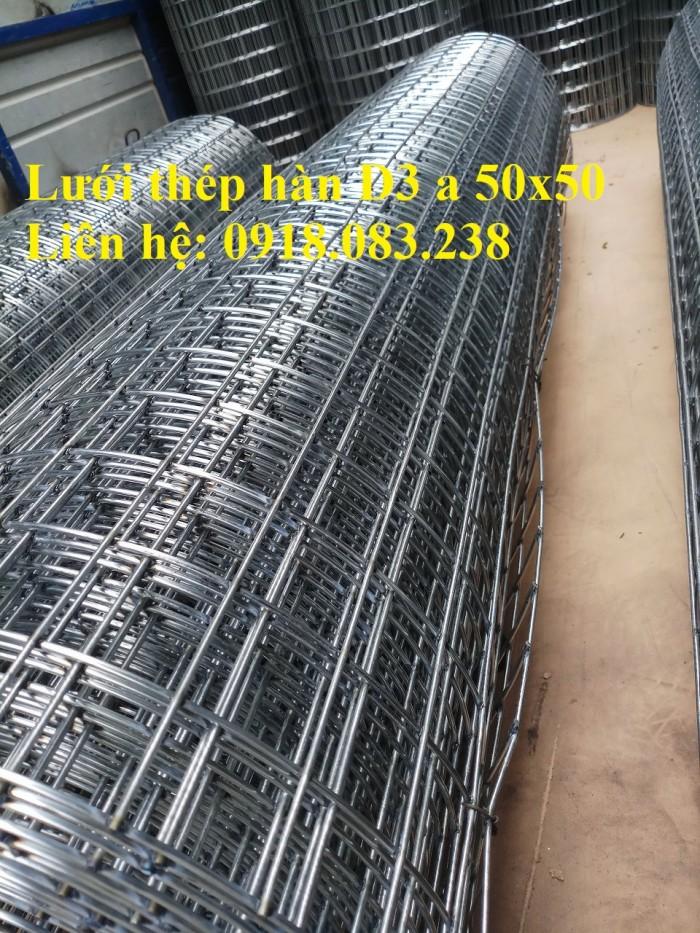 Sản xuất lưới thép hàn D3 a 50x50 dạng cuộn khổ 1m, 1.2m, 1.5m3
