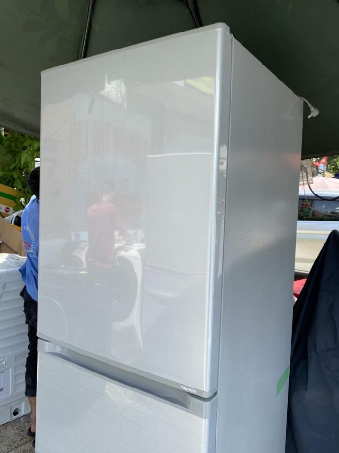 tủ lạnh nội địa Nhật Toshiba GR-43ZY(NU)3