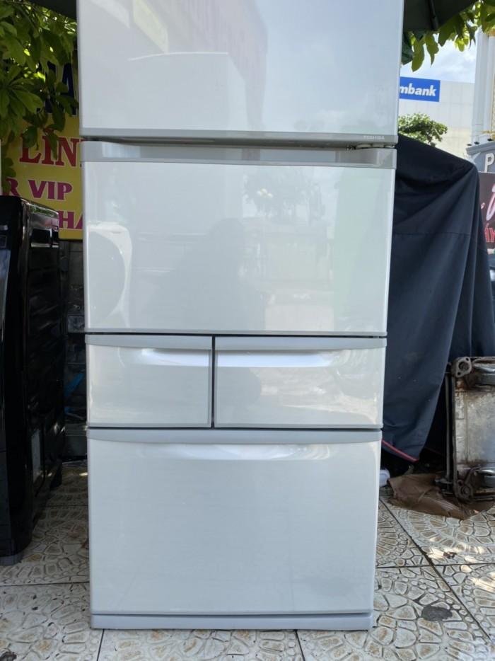 tủ lạnh nội địa Nhật Toshiba GR-43ZY(NU)8